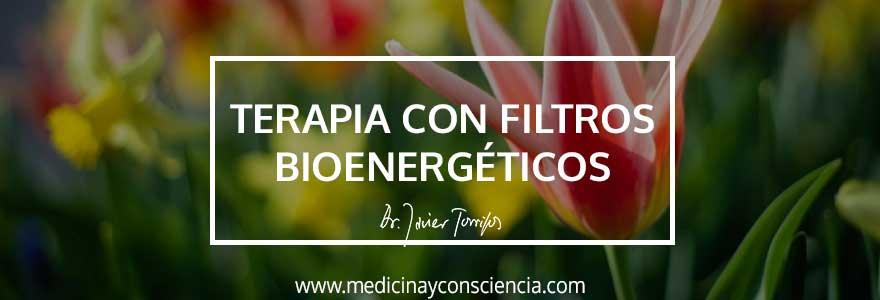 Terapia con filtros bioenergéticos